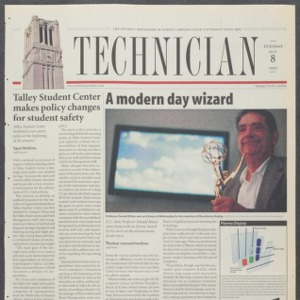 Technician, October 8, 2002