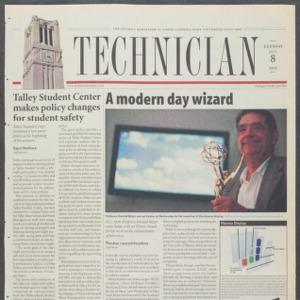 Technician, October 8, 2002