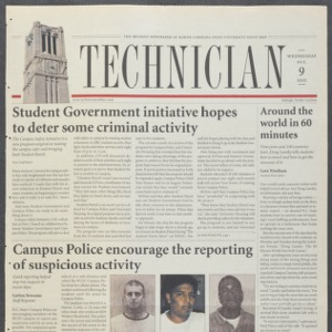 Technician, October 9, 2002