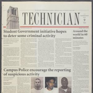 Technician, October 9, 2002