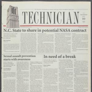 Technician, October 10, 2002
