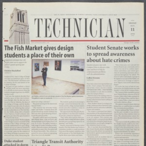 Technician, October 11, 2002