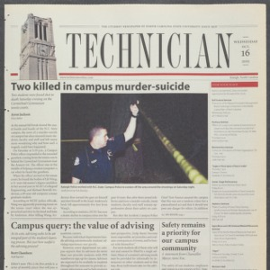 Technician, October 16, 2002
