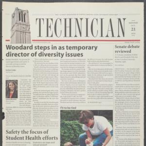 Technician, October 21, 2002