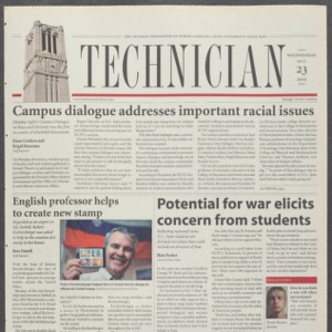 Technician, October 23, 2002