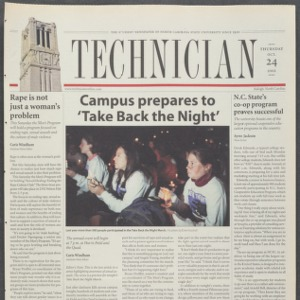 Technician, October 24, 2002