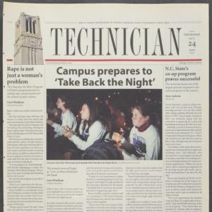 Technician, October 24, 2002