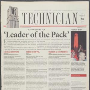 Technician, October 28, 2002