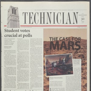 Technician, October 30, 2002