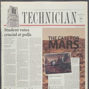 Technician, October 30, 2002