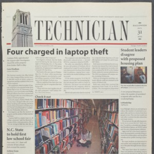 Technician, October 31, 2002