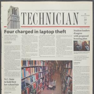 Technician, October 31, 2002