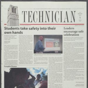 Technician, November 1, 2002