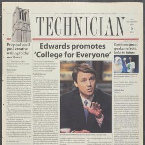 Technician, November 5, 2002