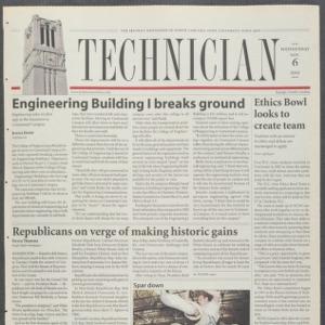 Technician, November 6, 2002