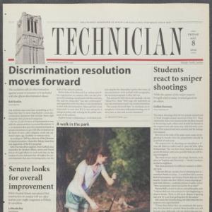Technician, November 8, 2002