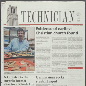Technician, November 11, 2002