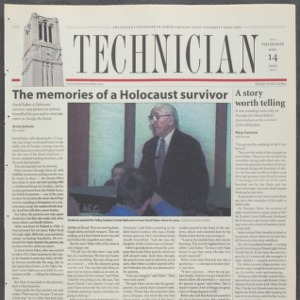 Technician, November 14, 2002