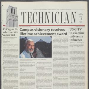 Technician, November 15, 2002