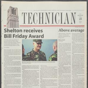 Technician, November 18, 2002