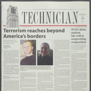 Technician, November 21, 2002