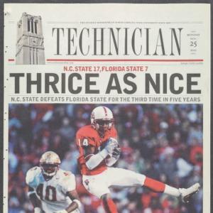 Technician, November 25, 2002