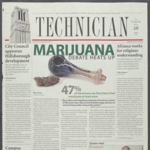 Technician, November 26, 2002