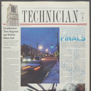 Technician, December 6, 2002