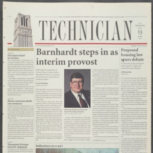 Technician, January 13, 2003