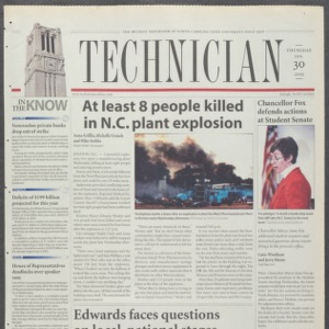 Technician, January 30, 2003