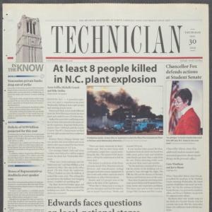 Technician, January 30, 2003