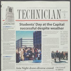 Technician, February 5, 2003