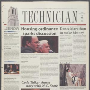 Technician, February 6, 2003