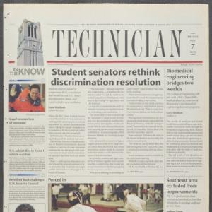Technician, February 7, 2003