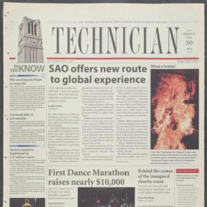 Technician, February 10, 2003