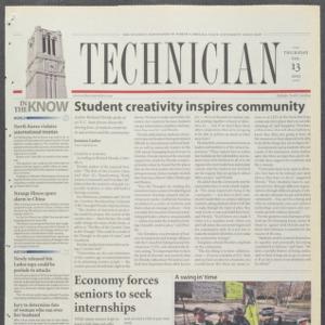 Technician, February 13, 2003
