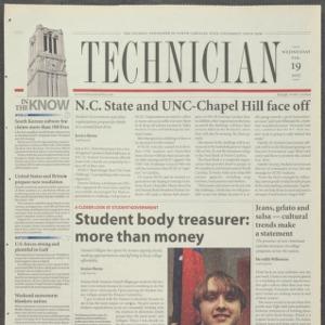Technician, February 19, 2003
