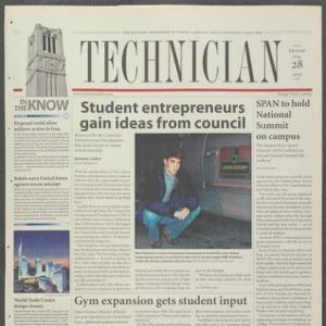 Technician, February 28, 2003