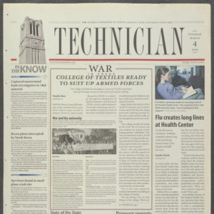 Technician, March 4, 2003