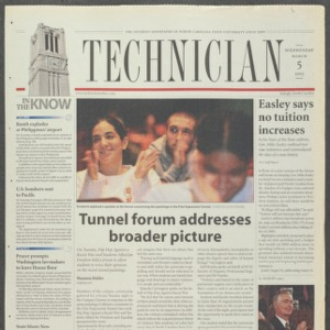 Technician, March 5, 2003