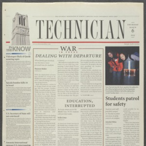 Technician, March 6, 2003