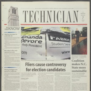 Technician, March 7, 2003