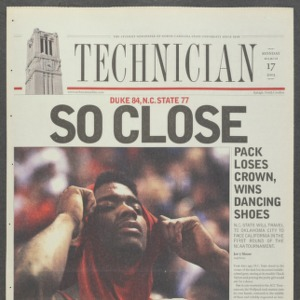 Technician, March 17, 2003