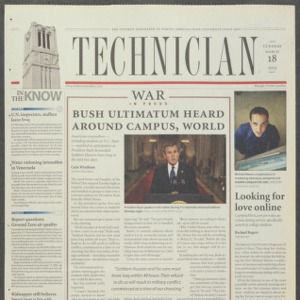 Technician, March 18, 2003