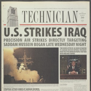 Technician, March 20, 2003