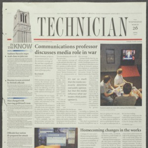 Technician, March 26, 2003