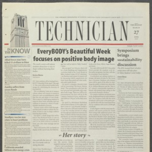 Technician, March 27, 2003