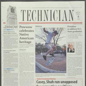 Technician, April 4, 2003