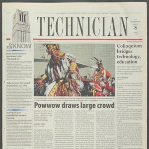 Technician, April 8, 2003