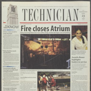Technician, April 23, 2003